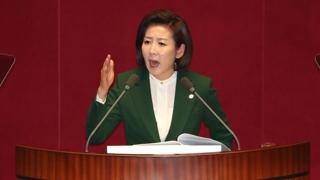 '수석대변인' 외신은 한국기자…매국보도 vs 언론재갈