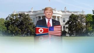 북한 반발에도 '침묵' 트럼프…무대응 속뜻은?