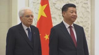 이탈리아-중국 '일대일로' 양해각서 초안 공개
