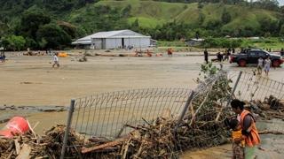 인니 파푸아서 홍수ㆍ산사태…최소 68명 사망