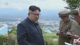 북한, 김정은 역점사업 삼지연 특구 2단계 공사