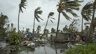 '사이클론' 미국 중서부 홍수…모잠비크 사망자 1천명