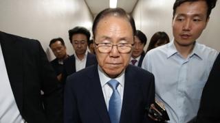 '이명박 집사' 김백준, 본인 재판도 불출석