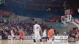 [프로농구] 오리온, KT 잡고 5위로…KCC와 6강서 격돌
