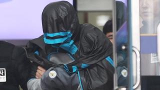 이희진 부모 살해범 혐의 부인…구속심사 출석