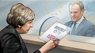 """영국, 브렉시트 연장 요구…EU """"구체적 계획 필요"""""""