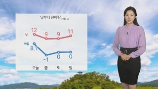 [날씨] '춘분' 흐리고 쌀쌀…미세먼지 '좋음'