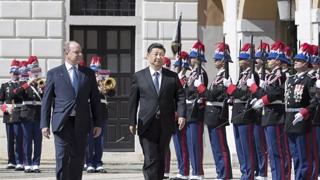 시진핑, 이탈리아 이어 모나코ㆍ프랑스 방문