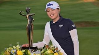 [LPGA] 고진영, 파운더스컵서 역전 우승…통산 3승