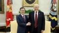Cheong Wa Dae: Moon y Trump sostendrán una cumbre el 11 de abril en Washington