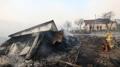 El Gobierno surcoreano declara el estado de desastre por el incendio de Goseong
