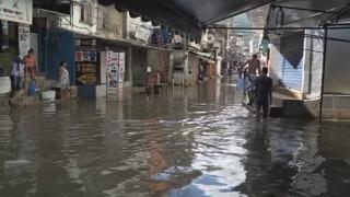 '집중호우' 브라질 리우 시 재난지역 선포