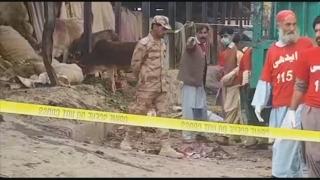 파키스탄서 자살폭탄 공격…최소 20명 사망ㆍ48명 부상