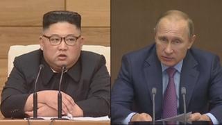 """""""북한-러시아 정상회담 다음 주 유력"""""""