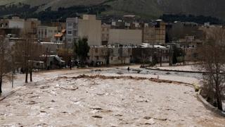 이란 '대홍수' 피해…국민 8분의 1 수해