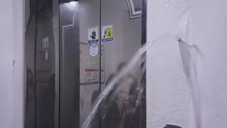 부산 아파트 옥상 물탱크 파손…침수소동ㆍ주민대피
