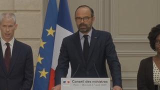 프랑스 정부, 노트르담 첨탑 재건 '국제공모'