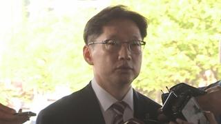[현장연결] 김경수 지사 보석 하루 만에 도정 업무 시작