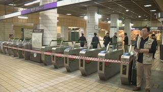 지하철 5호선 3시간 넘게 중단…승객 대피ㆍ시민 불편