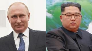 """크렘린궁 """"김정은 위원장, 4월 하반기 러시아 방문"""""""
