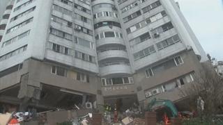 대만 화롄 규모 6.1 지진…전국이 '흔들'