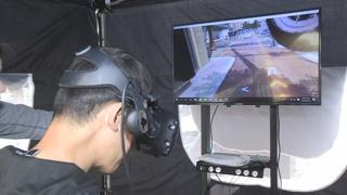가상현실로 장애인 체험…장벽 허무는 첨단 IT
