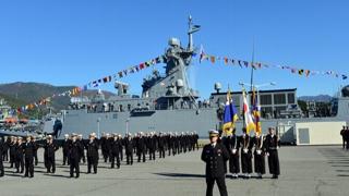 해군, 내주 중국 국제관함식 참가…북한도 참가