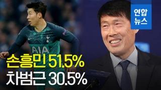 """[영상] """"손흥민ㆍ차범근, 누가 더 뛰어난가…손흥민 21%P 높아"""""""