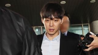 경찰, 박유천 사전구속영장 신청…황하나와 마약투약 혐의