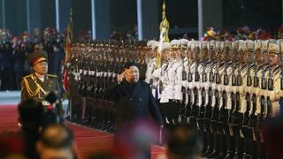 김정은, 오늘 새벽 전용열차로 러시아로 출발