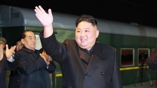 김정은, 러시아로 출발…우리 시간 오후 5시 도착 예정