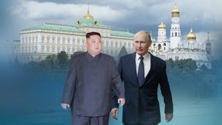 """크렘린궁 """"내일 북러 정상회담…한반도 비핵화 논의"""""""