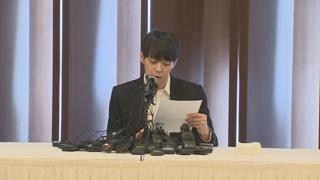마약 양성반응 박유천…왜 기자회견 열었나