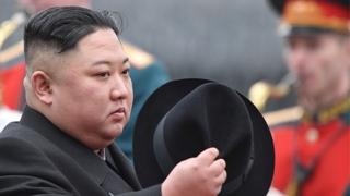김정은 전용열차로 블라디보스토크에…숙소는 극동연방대