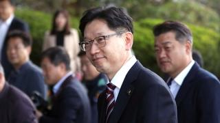 김경수 오늘 보석 후 첫 재판…법정공방 예상