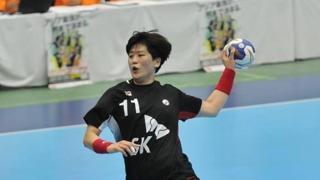 류은희, 한국 핸드볼 선수로는 9년만에 유럽 진출
