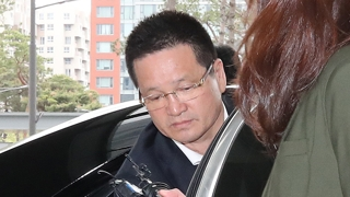 """재소환 윤중천 """"조사에 성실히 임하겠다"""""""