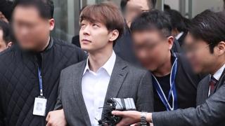 """마약 투약혐의 박유천 구속…""""증거인멸ㆍ도주우려"""""""