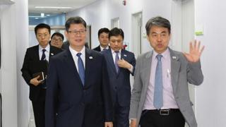 """""""리선권에게 안부를""""…김연철 첫 개성行에도 만남 불발"""