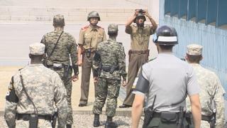 """유엔사-북한군 직통전화 10개월 """"여친·야구도 화제"""""""