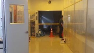 청주 반도체 부품업체 실험실서 폭발…3명 부상