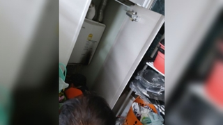 아파트 1층 보일러실에서 폭발사고…일가족 4명 부상