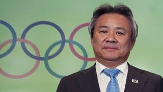 이기흥 체육회장, IOC 위원 유력…내달 총회서 확정