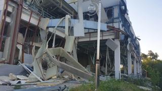 강릉과학단지 수소탱크 폭발…2명 사망·6명 부상