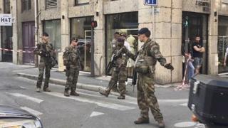 프랑스 리옹 구도심서 폭탄테러로 최소 8명 다쳐