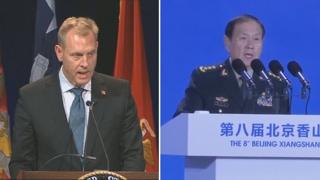 미·중 국방장관, 싱가포르 샹그릴라 대화서 만난다
