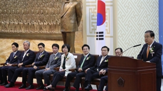 국회 71주년 개원 기념식…한국당 지도부 불참