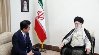 이란 최고지도자, 아베의 '트럼프 메시지' 단칼 거절