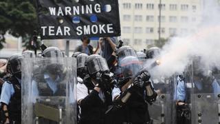 홍콩 경찰 '과잉진압' 논란…행정장관에 비난 봇물