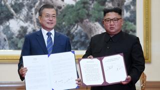 """北 """"6·15 계승 남북선언, 평화번영 이정표"""""""